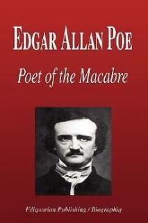 Edgar Allan Poe   Poet of the Macabre (Biography) NEW