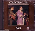 Life Country USA 1961 CD CLassic 60s Jimmy Dean Buck Owens Kitty Wells