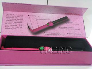 Jose Eber 25mm Clipless Curling Styler Iron Wand   Hot Pink