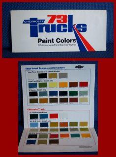 paint colors gm