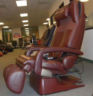 HT 7450 Zero Anti Gravity Massage Chair Recliner   Dark Chocolate
