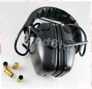 HYSKORE Electronic Hearing Ear Muff Protection NRR 24 Earmuff Shooting