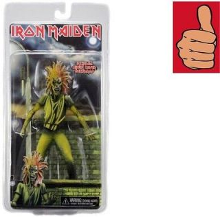 Action Figure   Iron Maiden   Eddie   Self Titled Debut Album   NECA 7