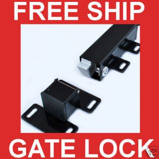 Newly listed GTO AUTOMATIC GATE LOCK FOR MIGHTY MULE GATE OPENER