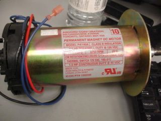 NIB Argord PA140A 2.5HP Permanent Magnet DC Motor Hobby Wind Generator