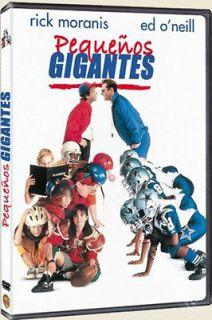 Giants NEW PAL Kids Family DVD Duwayne Dunham Rick Moranis Ed ONeill