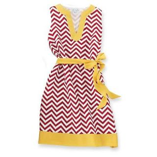 NEW Mud Pie Game Day Dress Burgundy & Gold S M L