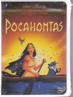 Pocahontas (DVD, Gold Collection Edition)   Genuine Disney   Factory