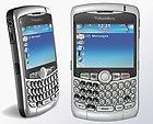 Black Blackberry 8320 Unlocked AT T T Mobile Cell Phone W EXTRAS FREE