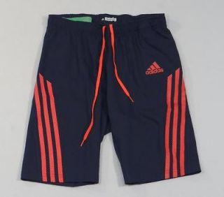 Adidas ClimaCool Supernova Dark Blue Short Running Tights MiCoach