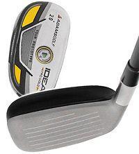 Adams Idea Pro Gold Hybrid 20° Stiff Right Handed Graphite Golf Club