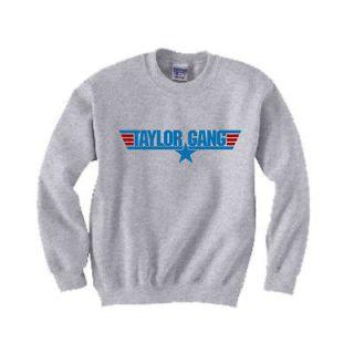 Taylor Gang Crewneck Sweatshirt Wiz Khalifa just fly ymcmb crewneck