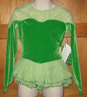Girls Size/Age 5 or younger Competition Figure Skating Dress