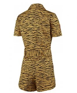 Adidas Jeremy Scott Animal Jumpsuit/X30233/Size/S