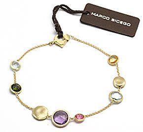 Marco Bicego  Jaipur  Yellow Gold Bracelet BB1485 MIX01