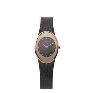 648XSRD Extra small rose gold case Skagen Denmark Womens Steel Watch