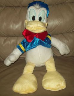 18 Plush Core Donald Duck Stuffed Animal