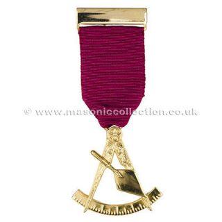 New Masonic Royal & Select Masters Past Masters Breast Jewel
