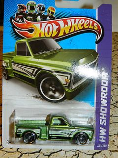2013 Hot Wheels 1969 69 Chevy Pickup Stepside 161/250 New in package