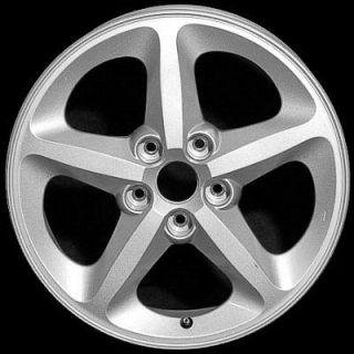 17 5 spoke factory oem alloy wheel for a 2006 2012 Hyundai Sonata