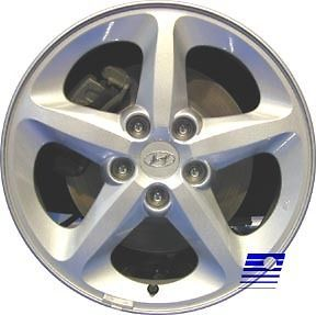 Hyundai Sonata 2006 2007 17 inch COMPATIBLE Wheel, Rim