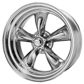 Racing Torq Thrust II 1 Pc Wheel/Rim/s 5x120.7 5 120.7 5x4.75 17