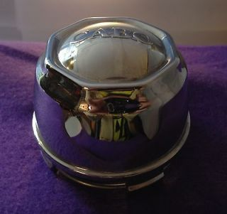 CABO Wheel CHROME Center Cap (SET OF 1) P/N # M923 2295