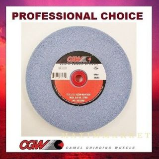 Grinding Wheel, Premium Blue Aluminum Oxide for High Speed