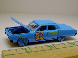 JL 67 PLYMOUTH FURY II DEMOLITION DERBY CAR HARD TO FIND ITEM!!!