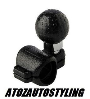 Steering Wheel Aid Golf Ball Spinner Car Van Truck HGV