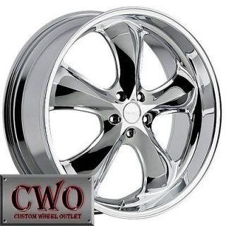 Newly listed 20 Chrome Incubus Shylock Wheels Rim 5x120 5 Lug CTS BMW
