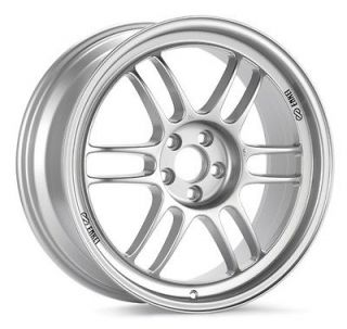 17 ENKEI Silver RPF1 RACING Wheel/Rim 17 x 9 35mm 5x114.3