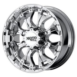 20x9 Moto Metal MO959 Chrome Wheel/Rim(s) 5x139.7 5 139.7 5x5.5 20 9