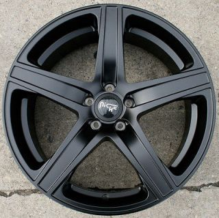 NICHE EURO M103 20 M BLACK RIMS WHEELS GMC TERRAIN 10 up / 20 x 8.5