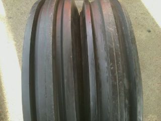 650x16, 650 16, 6.50 16 Belarus 400 3 Rib Front Farm Tractor Tires