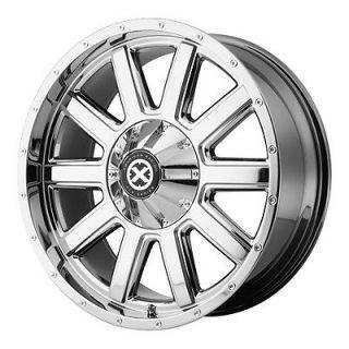 17x9 American Racing ATX Force PVD Wheel/Rim(s) 8x180 8 180 17 9