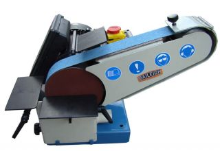 Baileigh Combination Disc and Belt Grinder   DBG 62