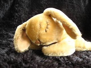 Rare vintage german Steiff Sleeping Rabbit !