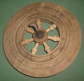 antique spinning wheel in Spinning Wheels