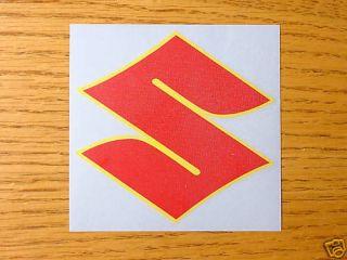 Suzuki GS GSXR GXR DR Katana Vinyl sticker decal