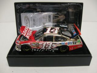 2011 TONY STEWART WHITE GOLD ELITE HONORING OUR HEROES OFFICE DEPOT 1