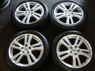 18 2013 2012 Nissan Altima Alloy Rims Wheels Tires Take Offs 17 16