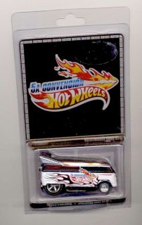 Hot Wheels Mexican Convention 2012 VW Drag Bus 1696 4000