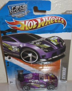 Synkro Hot Wheels 2011 Video Game Heros 17 22