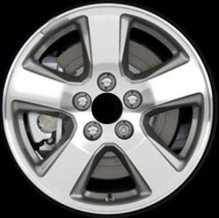 New 17 Alloy Wheels Rims for 2005 2010 Honda Odyssey 2009 2011 Honda