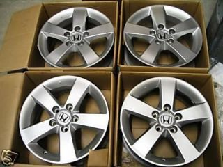 Civic Si 2008 2009 2010 2011 10 11 CR V Accord Acura OEM Wheels Rims 4
