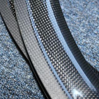 2013 New 50MM Carbon fiber 700C road bike rims F20H R24H Tubular 410g