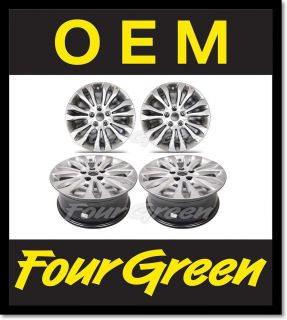 Aluminum Wheels Rims Set 4pcs 17 for 2010 azera New 529103L700 X4