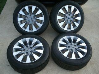 CIVIC 16 2009 2010 2011 FACTORY OEM RIMS WHEELS Rims Tires TPMS RARE