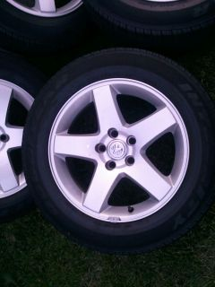 Factory Tires and Rims for 2010 Dodge Charger